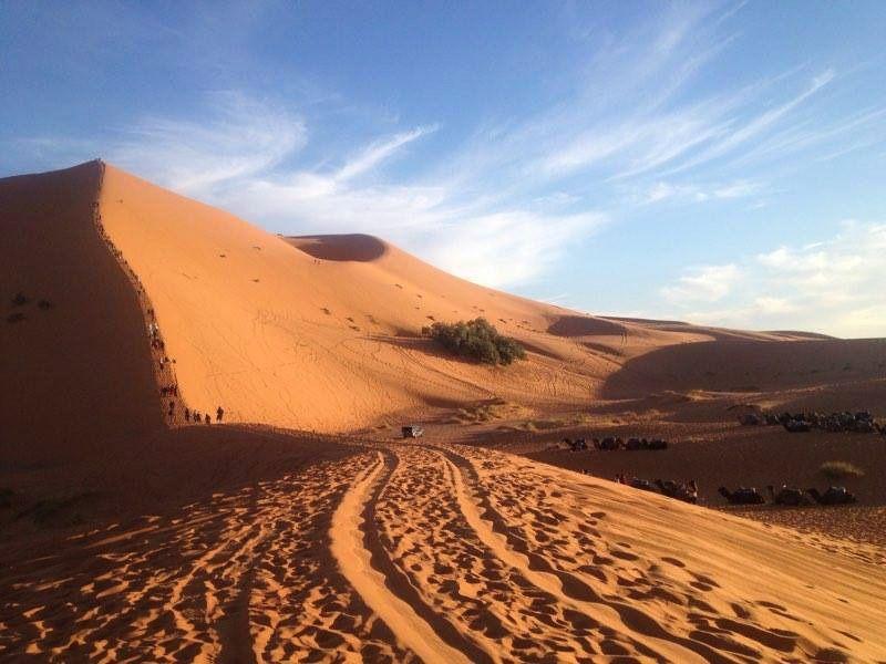 Viajes Yoga Desierto Marruecos todo el año