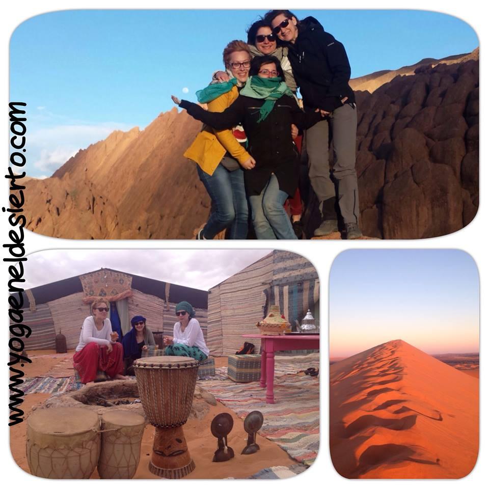 Retiro Semana Santa en el Desierto