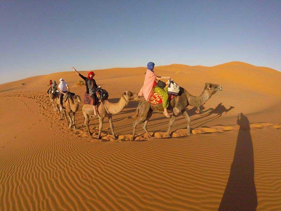 Viaje Yoga Desierto