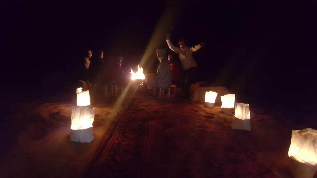 Retiro Yoga Desierto Nochevieja Año Nuevo