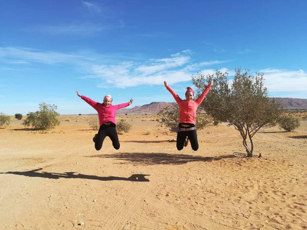 Yoga Desierto Puente Mayo